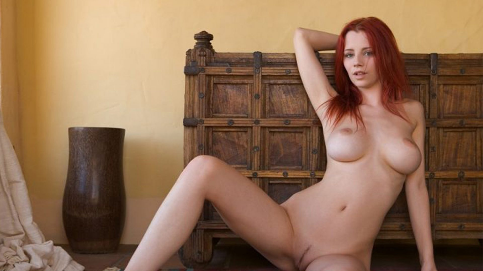 Anne - 22 Years Old Redhead Escort